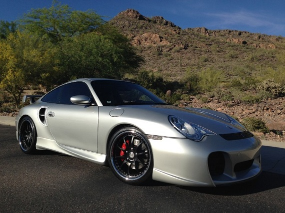 Tuner Cars For Sale >> Tuner Tuesday: 2002 Porsche 911 Turbo X50 Techart | German Cars For Sale Blog