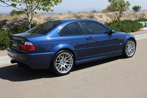 2004 Bmw M3 With 16 000 Miles German Cars For Sale Blog