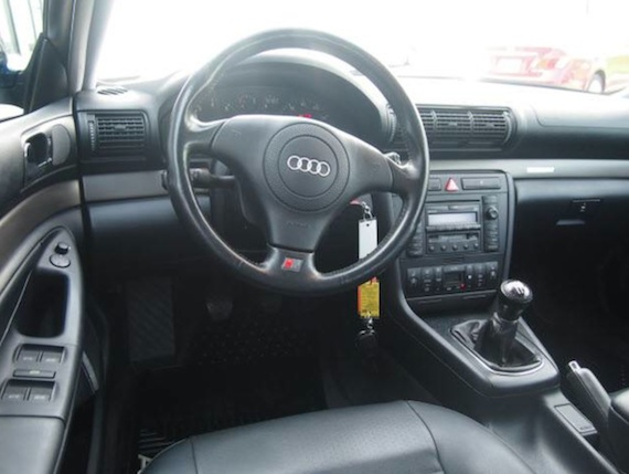 With Exception Of Some S4s Its Not Common To Come Across An A4 Avant This Vintage The Manual Gearbox Is Just Added Bonus For Enthusiast Like