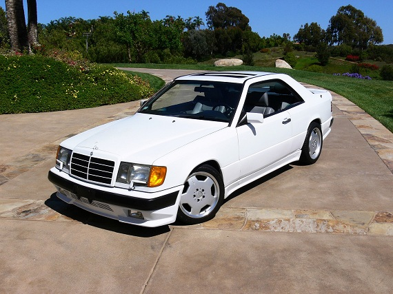 """Tuner Tuesday: 1989 Mercedes-Benz 300CE """"AMG"""" – German Cars"""