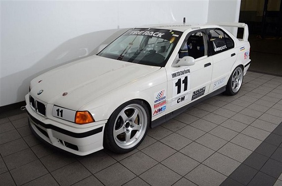 motorsport mondays 1993 bmw 318i dinan built racecar german cars for sale blog. Black Bedroom Furniture Sets. Home Design Ideas