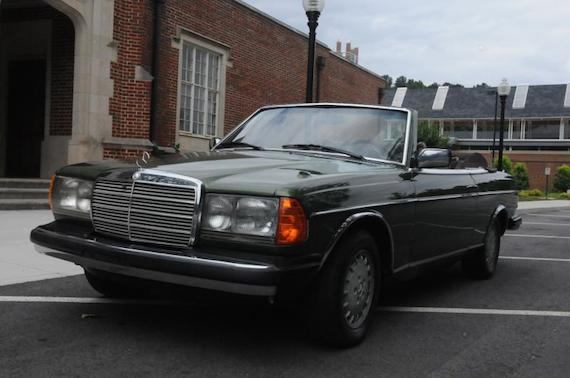 1979 mercedes benz 280ce convertible german cars for for Mercedes benz 300cd for sale
