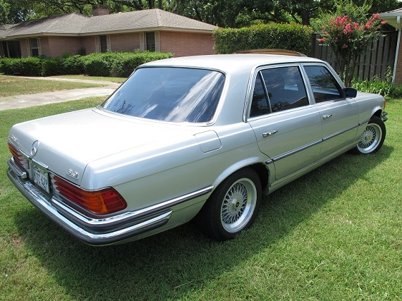 1978 mercedes benz 450sel 6 9 euro spec german cars for. Black Bedroom Furniture Sets. Home Design Ideas