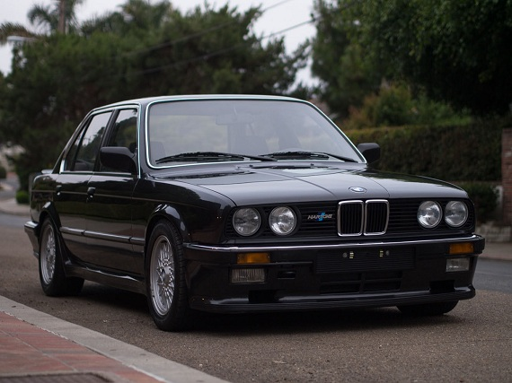 Tuner Tuesday 1987 Bmw 325i Hartge H26 German Cars For