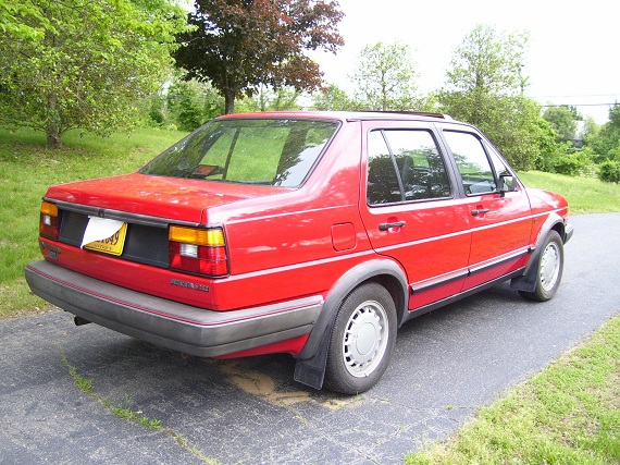 1986 Volkswagen Jetta GLi | German Cars For Sale Blog
