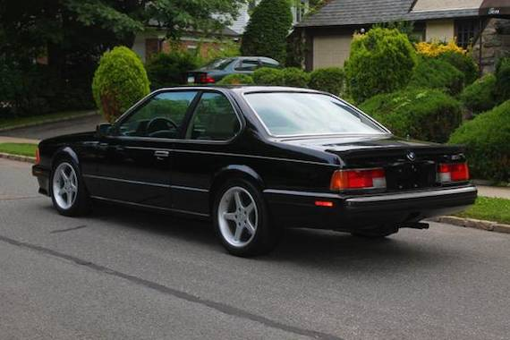 Bmw E24 M6 Roundup German Cars For Sale Blog