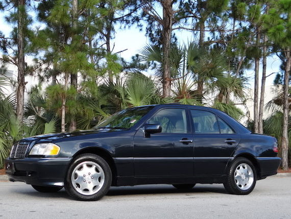 1998 Mercedes Benz C230 With 47k Miles German Cars For