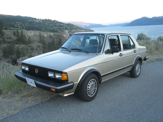 1984 Volkswagen Jetta - REVISIT | German Cars For Sale Blog
