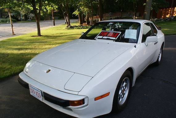 Used Porsche 944 Wagon For Sale Within 25 Miles Of 44056