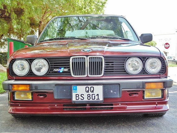Tuner Tuesday 1987 Bmw 325i Euro Spec Hartge Weismann Revisit German Cars For Sale Blog