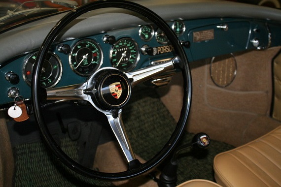 1960 Porsche 356b 1600 Coupe German Cars For Sale Blog