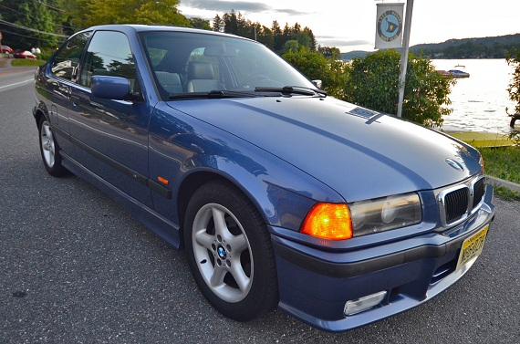 1997 Bmw 318ti M Sport German Cars For Sale Blog