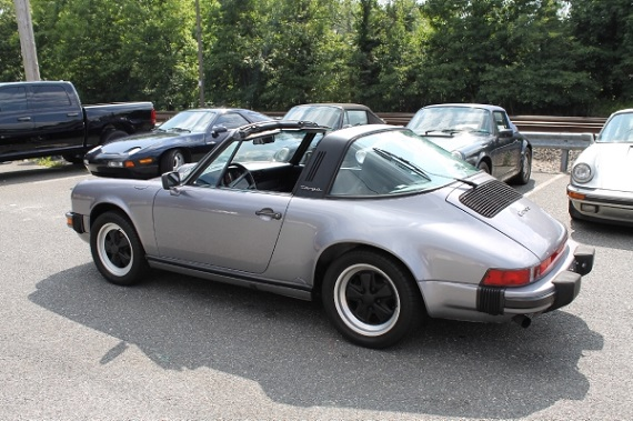 1988 Porsche 911 Carrera Targa German Cars For Sale Blog