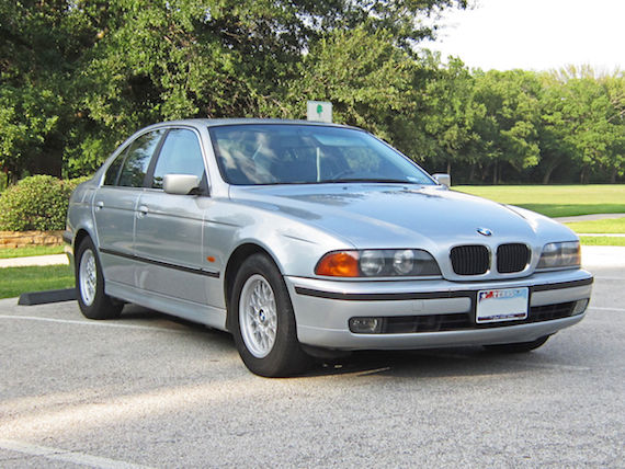 1997 Bmw 528i 5 Sd Manual