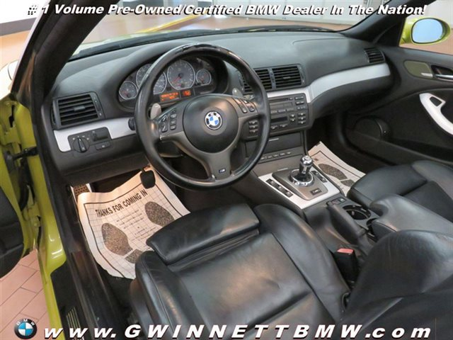CLICK FOR DETAILS: 2004 BMW M3 Convertible On EBay