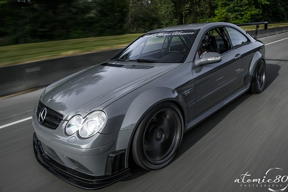 Tuner Tuesday 2008 Mercedes Benz Clk63 Amg Black Series