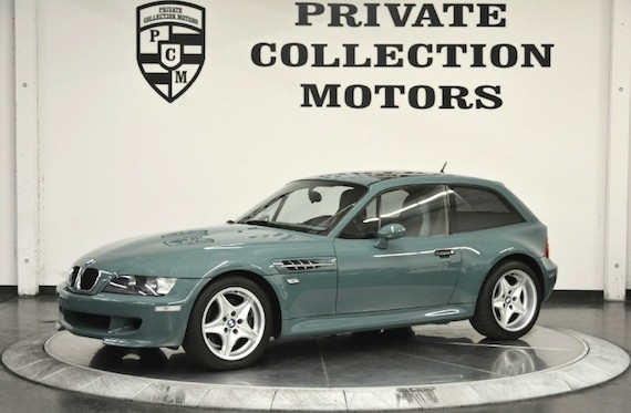 1999 BMW M Coupe | German Cars For Sale Blog