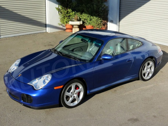 2003 Porsche 911 Carrera 4s Coupe German Cars For Sale Blog