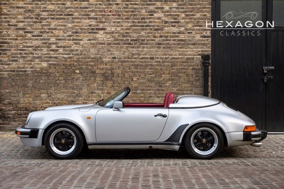1989 Porsche 911 Carrera Speedster Rhd German Cars For