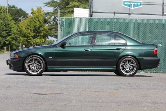 2001 Bmw M5 German Cars For Sale Blog