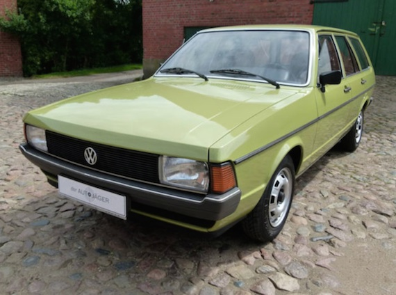 Wagon Week 1980 Volkswagen Passat L Variant German Cars