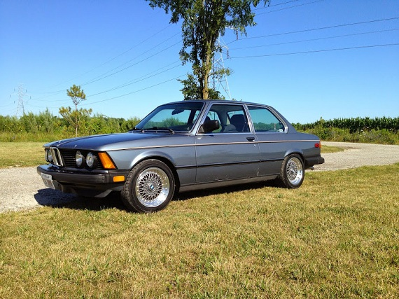 1983 Bmw 320i With S50 Swap German Cars For Sale Blog