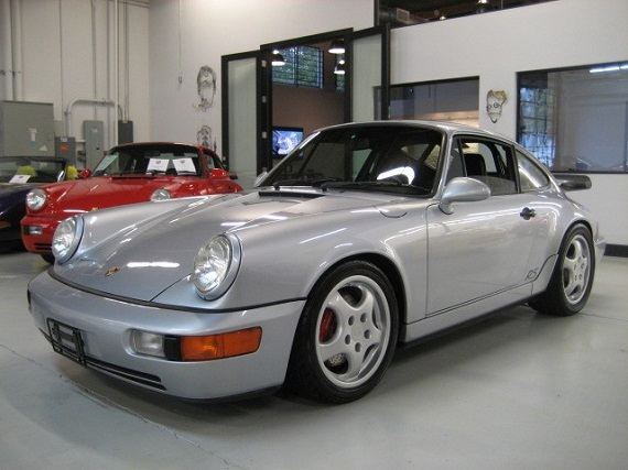 1993 Porsche 911 Rs America German Cars For Sale Blog