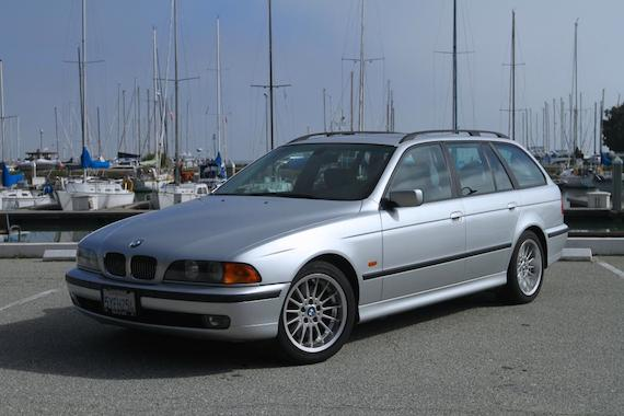 2000 Bmw 540i Touring With 26k Miles German Cars For Sale Blog