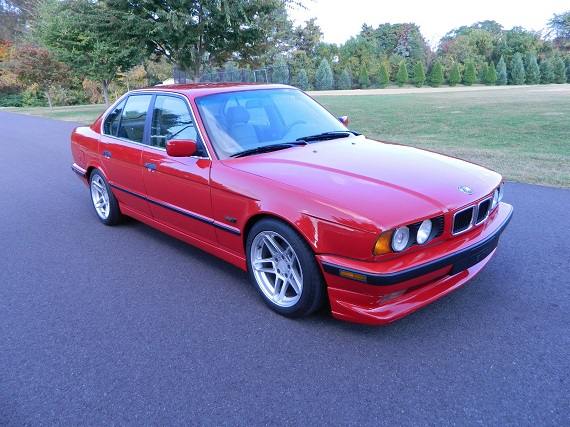 Tuner Tuesday 1995 Bmw 525i S52 Swap German Cars For