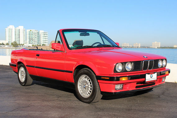 1991 bmw 318i convertible german cars for sale blog. Black Bedroom Furniture Sets. Home Design Ideas
