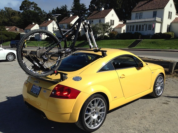 Roof Rack Click For Details 2004 Audi Tt 3 2 Quattro Hpa Turbo On