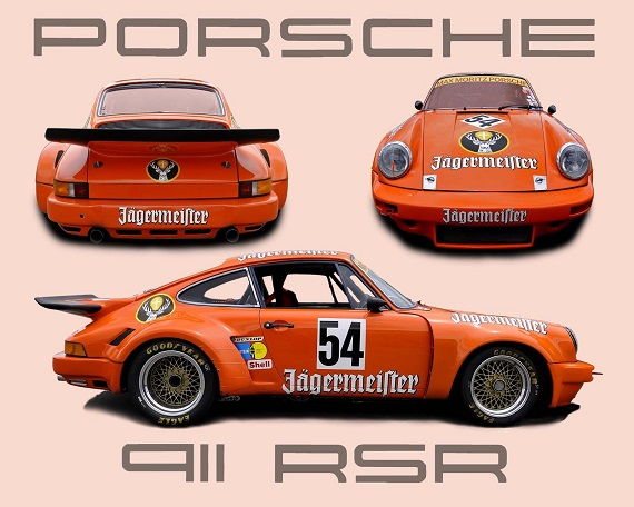 Art And The Automobile Porsche Racing German Cars For