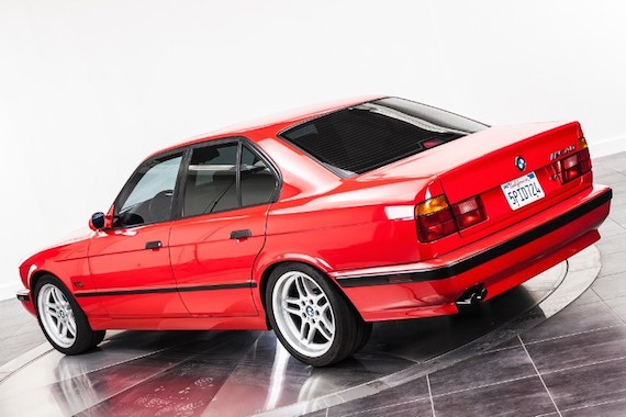 E34 Dilemma M5 Or 540i M Sport German Cars For Sale Blog