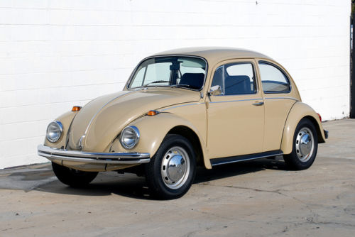 Bmw 2002 Sale >> 1968 Volkswagen Beetle | German Cars For Sale Blog