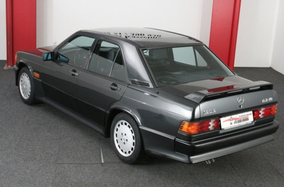 1985 Mercedes Benz 190e 2 3 16 German Cars For Sale Blog
