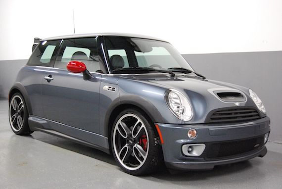 2006 Mini Cooper S John Cooper Works Gp German Cars For Sale Blog