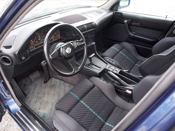 Alpina-off: E34 v. E39 B10s | German Cars For Sale Blog