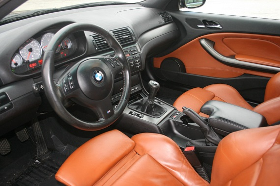 2008 bmw m3 coupe manual