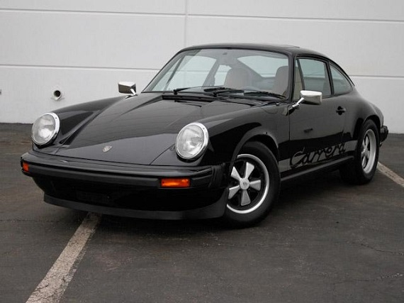 1974 Porsche 911 Carrera 27 MFI Coupe German Cars For