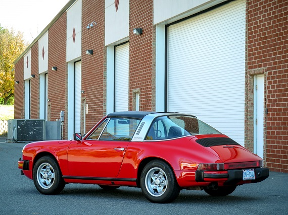 1979 Porsche 911sc Targa German Cars For Sale Blog