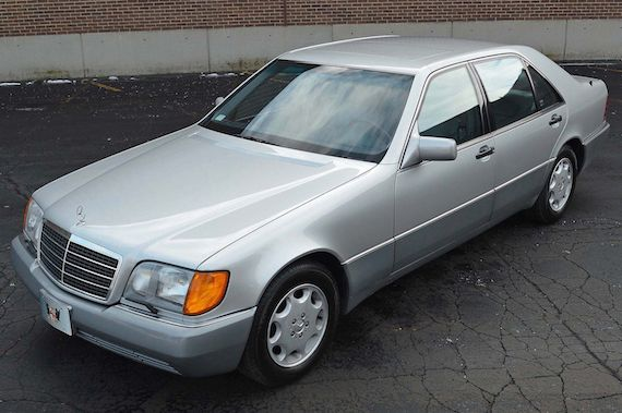 1993 mercedes benz 500sel german cars for sale blog for 1993 mercedes benz 500 class
