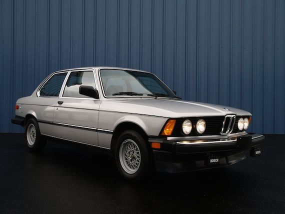 1981 BMW 320is | German Cars For Sale Blog
