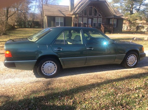 1993 Mercedes Benz 300e 2 8 German Cars For Sale Blog