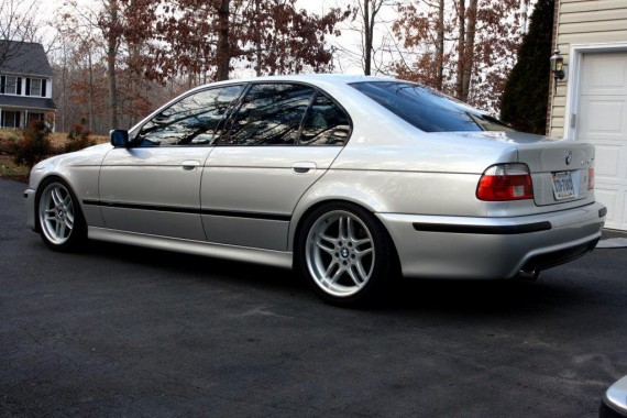 Click For Details 2003 Bmw 540i M TechOnUse