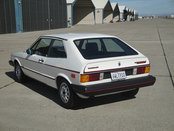 1980 Volkswagen Scirocco S German Cars For Sale Blog