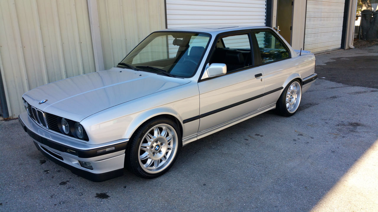 1990 Bmw 325is S52 Swap German Cars For Sale Blog