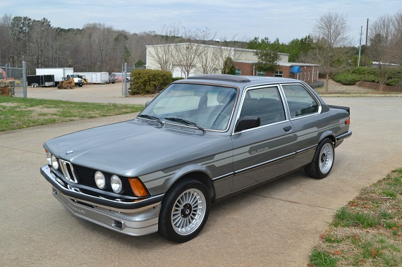 Tuner Tuesday 1982 Bmw 320i Alpina German Cars For Sale