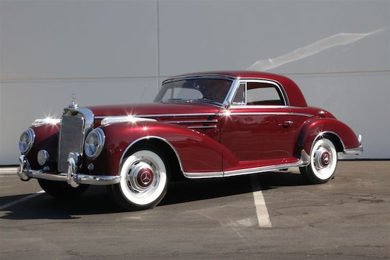 1956 Mercedes Benz 300sc Coupe German Cars For Sale Blog