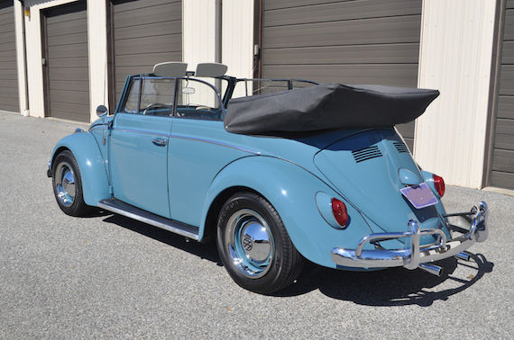 volkswagen beetle cabriolet german cars  sale blog