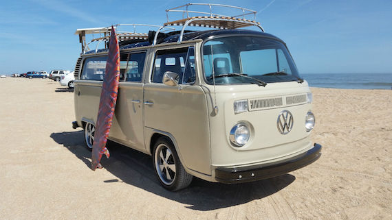 Convertible Week: 1976 Volkswagen Ragtop Bus | German Cars For Sale Blog